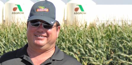 Darren Jeffers  /  Seed Specialist