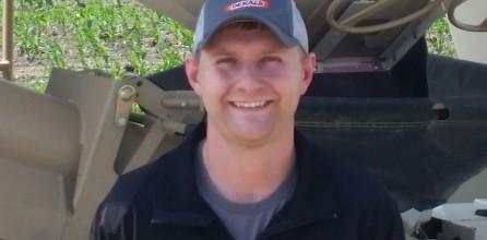 Levi Zins / Field Agronomist